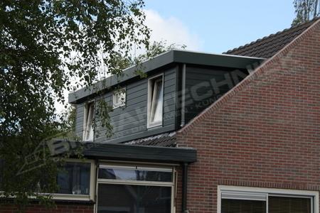 Kunststof dakkapel Amsterdam