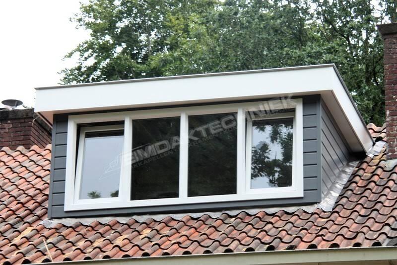 slim ventileren met uw dakkapel